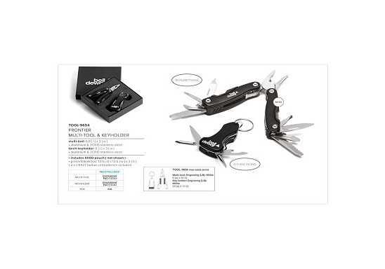Frontier Mutli-Tool & Keyholder