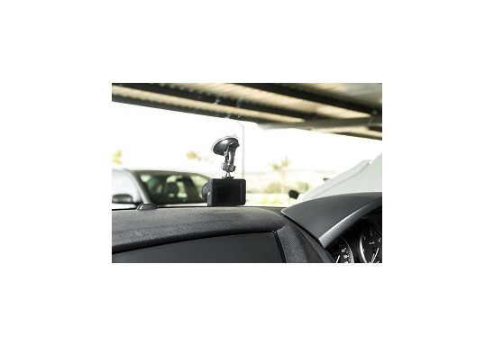 Patrol Dash Cam - Black