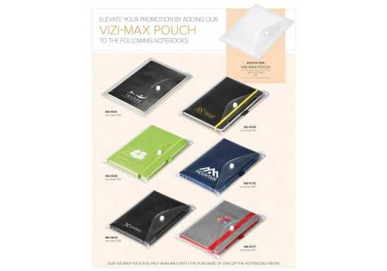 Vizi-Max Pouch (Not Sold Without Contents)