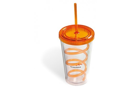Twister Cup- Orange Only