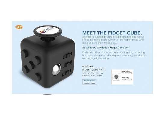 Fidget Cube Pro