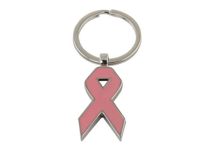 Cancer Keyring