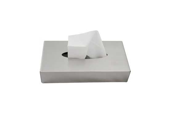 MATT FINISH WALL MOUNTED TISSUE BOX COVER