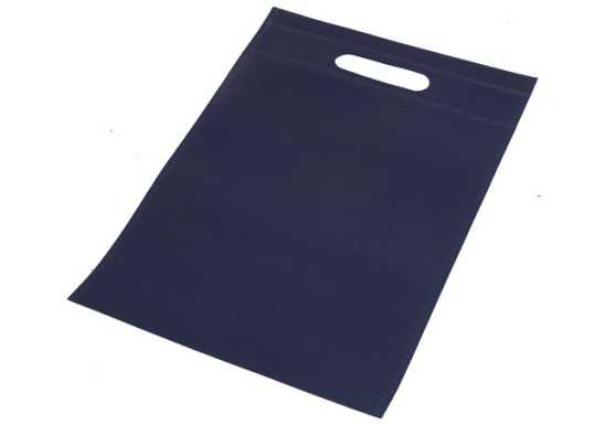 Mini Shopper Bag - Navy