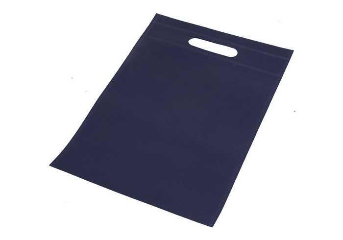 Mini Shopper Bag - Navy
