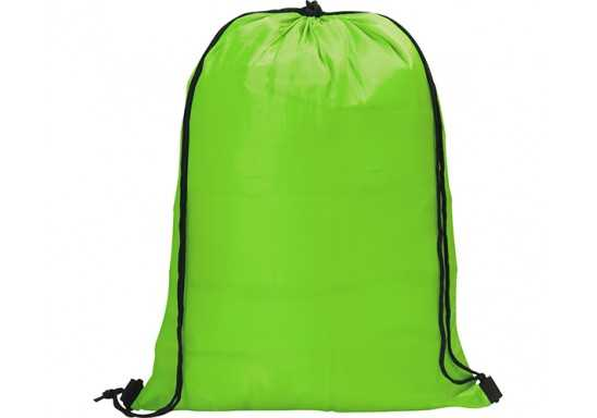 DAILY DRAWSTRING BAG - Lime