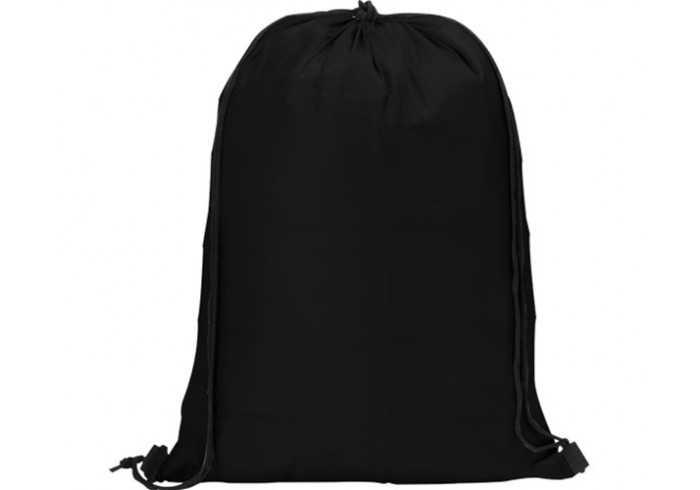 DAILY DRAWSTRING BAG - Black