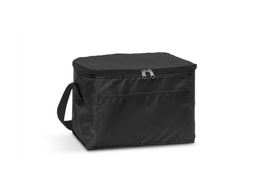 Alaska 6-Can Cooler - Black