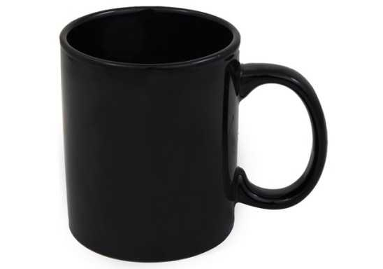 Coffee Mug - Black