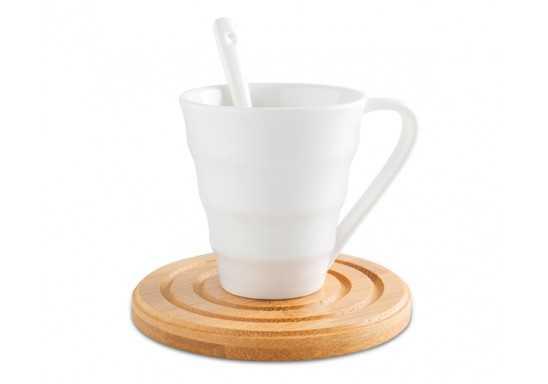 Walnut Espresso Set