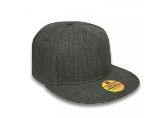 Signature Snapback Cap - Bark Brown