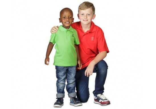 Basic Pique Kids Golfer