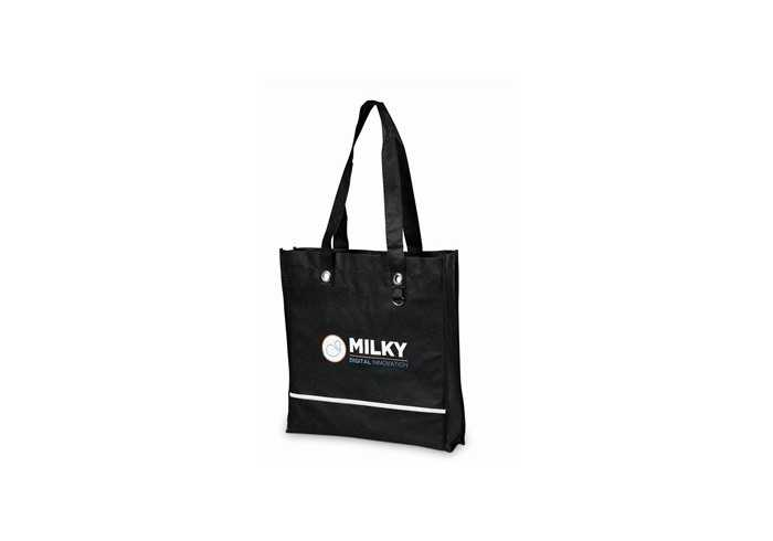 Accent Shopper - Black