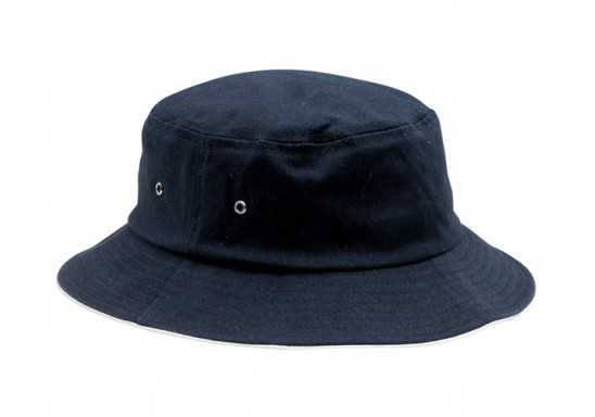 Bailey Floppy Hat - Navy