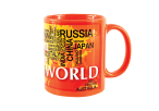 Slurp Mug - Orange