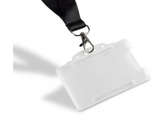 Landscape Lanyard Card Holder