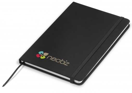 Omega A5 Notebook - Black