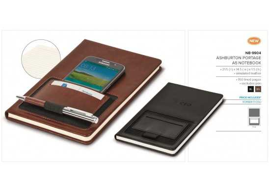 Ashburton Portage A5 Notebook