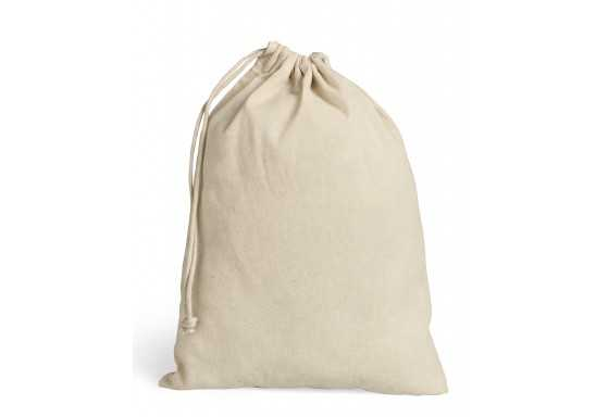 Green Earth Cotton Drawstring Bag