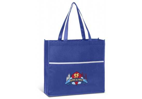 Brighton Shopper -  Blue