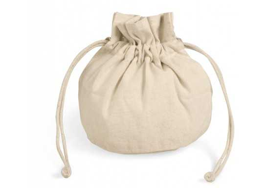 Green Springs Cotton Drawstring Pouch