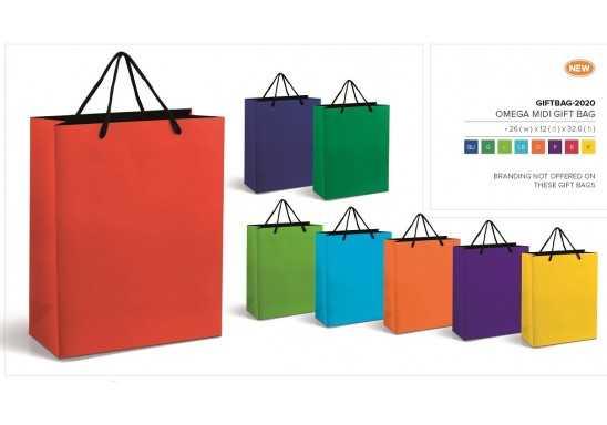 Omega Midi Gift Bag