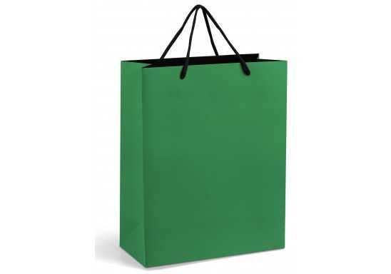 Omega Midi Gift Bag - Green