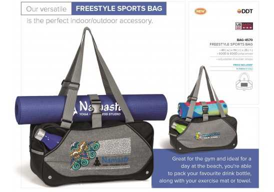 Freestyle Sports Bag