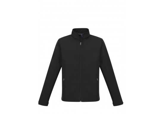 Mens Pinnacle Softshell Jacket - Black
