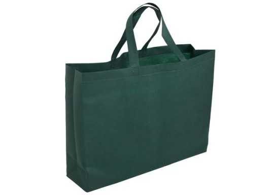 Scopic Gusset Shopper - Green