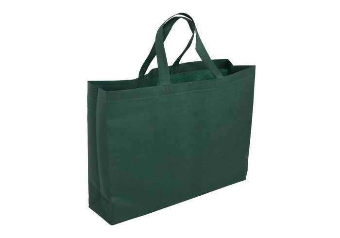 Scopic Gusset Shopper - Green
