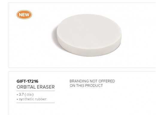 Orbital Eraser
