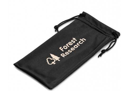 Esplanade Microfibre Sunglasses Pouch - Black