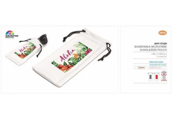 Boardwalk Microfibre Sunglasses Pouch
