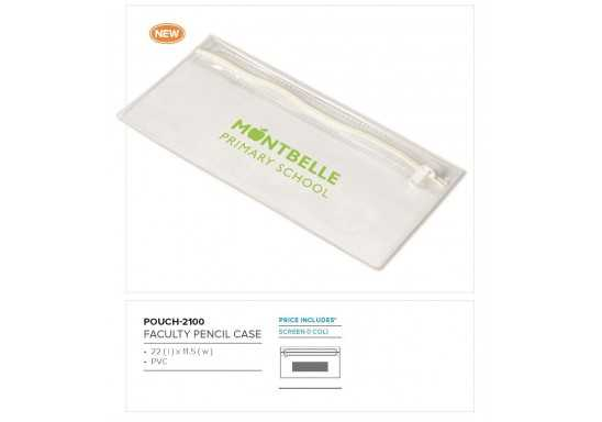 Faculty Pencil Case