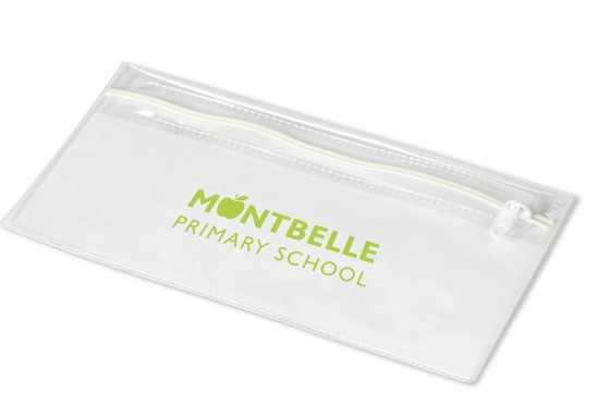 Faculty Pencil Case - White