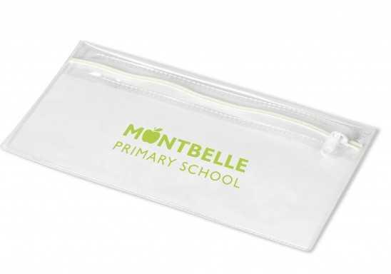 Faculty Pencil Case - White