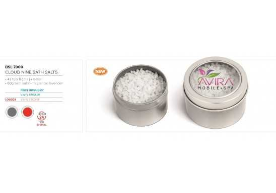 Cloud Nine Bath Salts