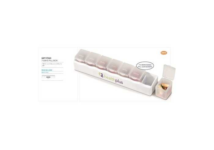 7-Days Pill Box