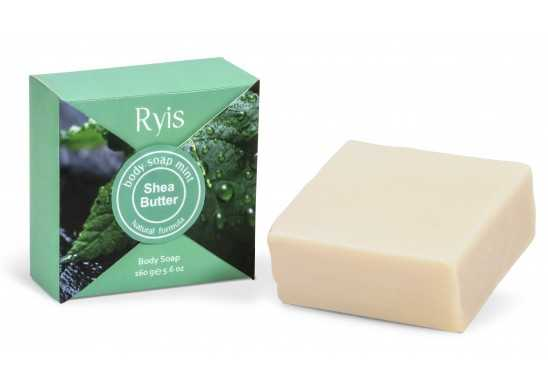 Ryis Body Soap - Green