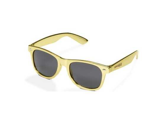 Malibu Sunglasses - Gold