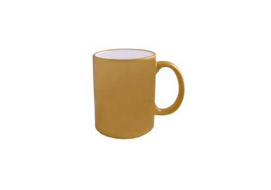 Sublimation Metallic Mug - Gold