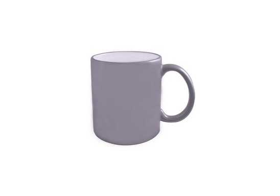 Sublimation Metallic Mug - Silver