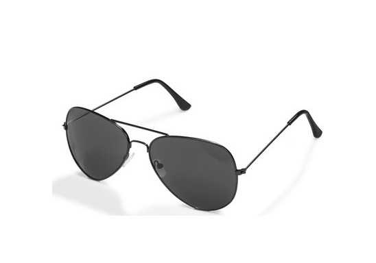 Crossfield Sunglasses - Black
