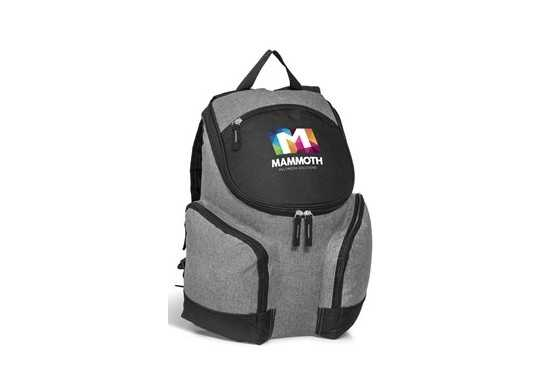 Icon Backpack Cooler - Grey