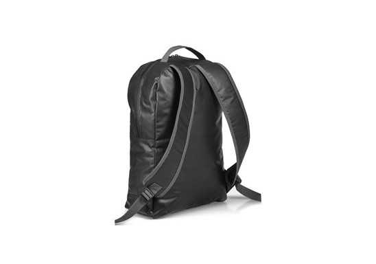 Sierra-Water Resistant Backpack - Black