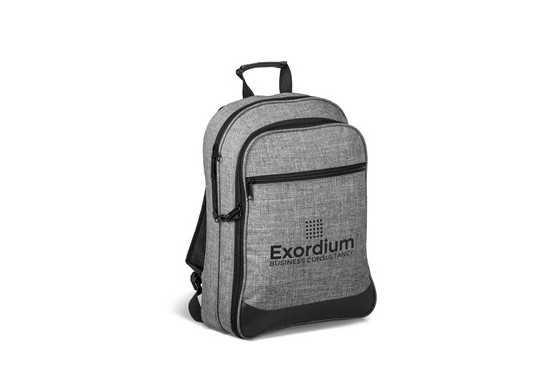 Capital Travel-Safe Tech Backpack - Grey