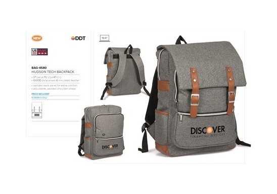 Hudson Tech Backpack