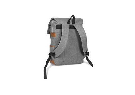 Hudson Tech Backpack - Grey