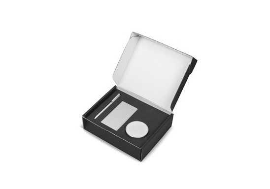 Prestige Nine Gift Set - Silver